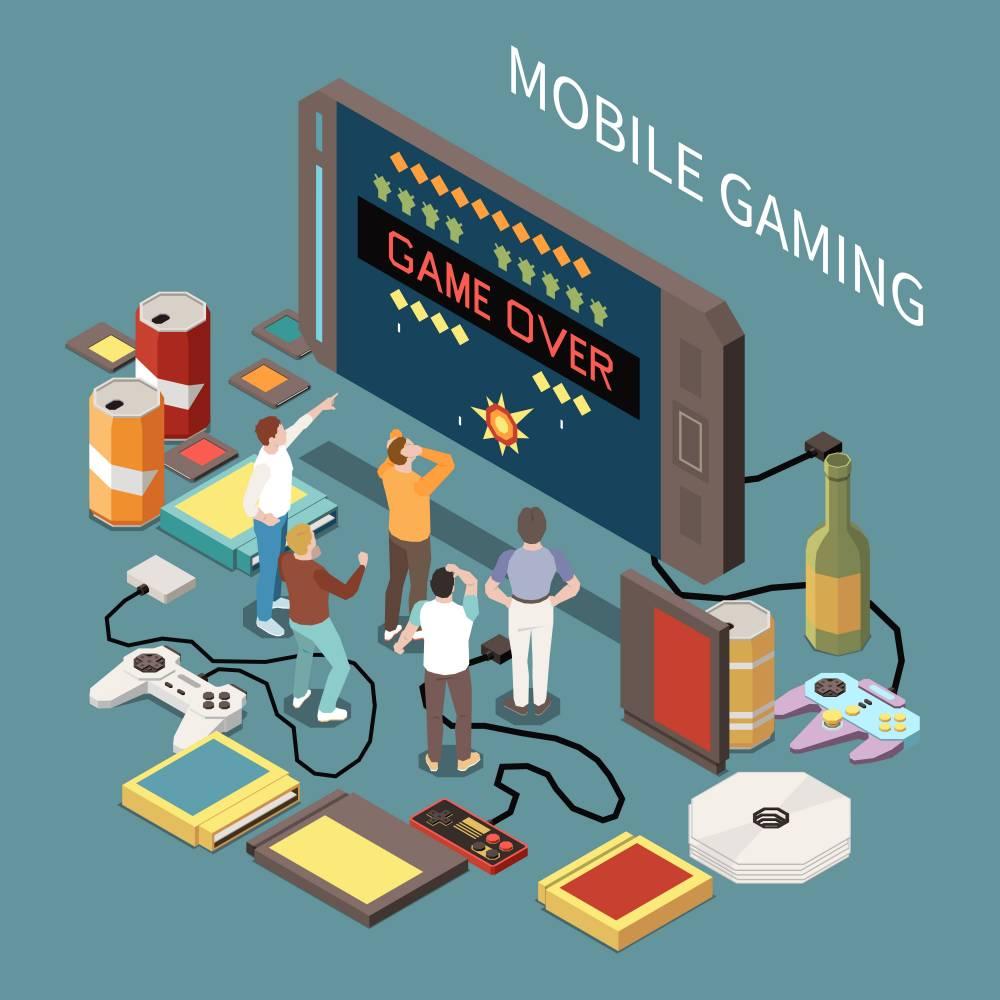 Mobil oyun yapılarak nasıl para kazanılır ?